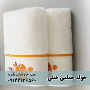 Hotel towel cleaning